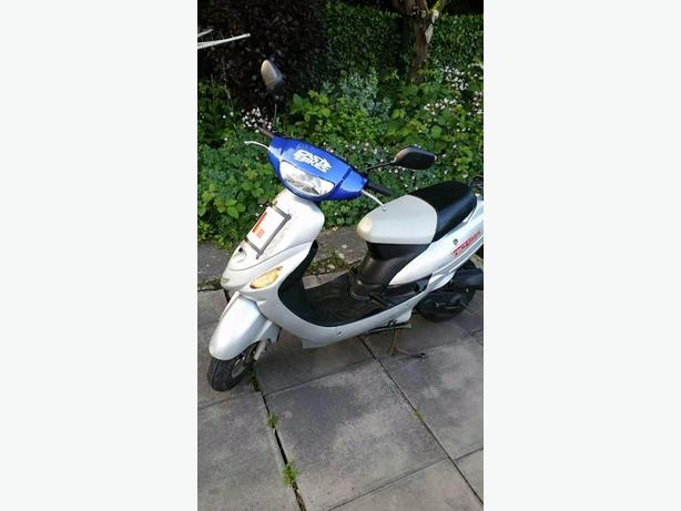 2013 50cc direct bikes moped
