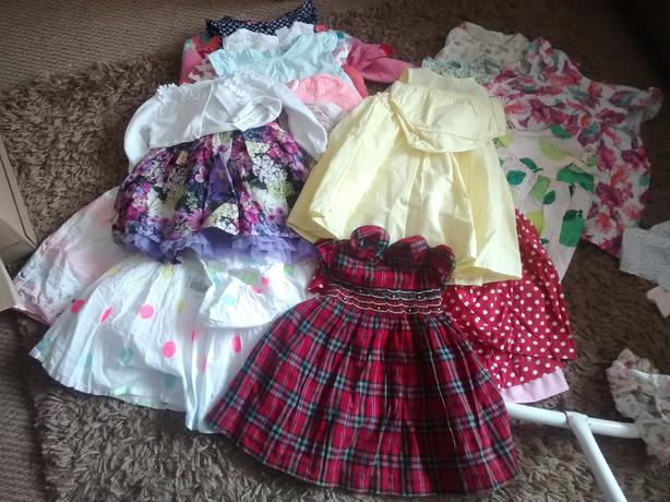 Girls Summer Clothes 3 to 9 months