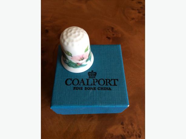 Coalport thinble