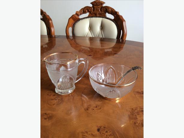 Bowl and jug