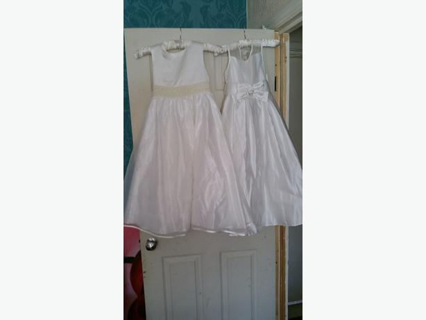 bridesmaid dresses 9 years old