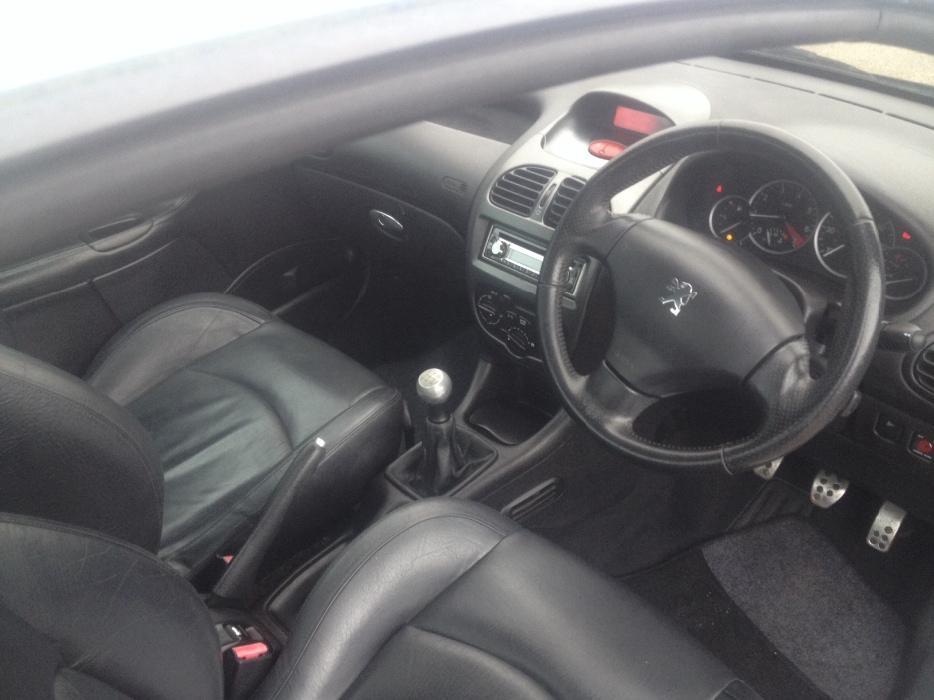 Peugeot 206cc Convertable Sandwell Sandwell