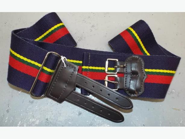 RM royal marine stable belt