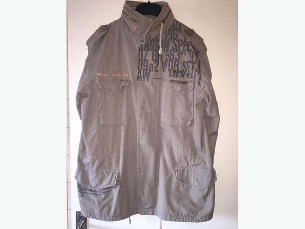 para combat jacket