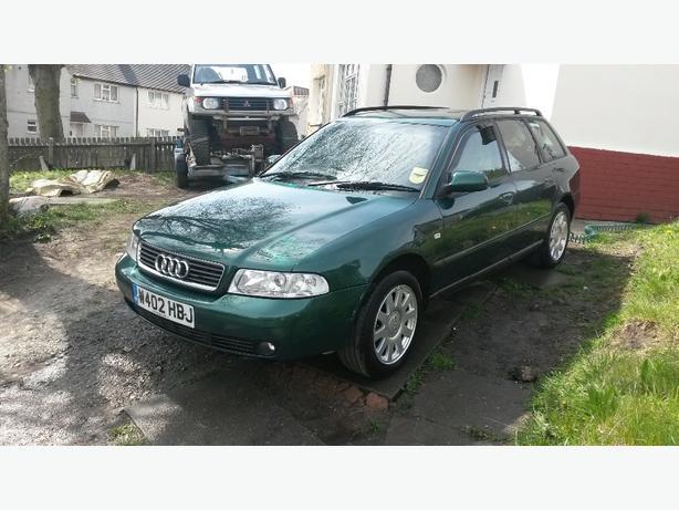 Audi A4 Se Avant 1 9 Tdi Estate 12 Months Mot Stourbridge