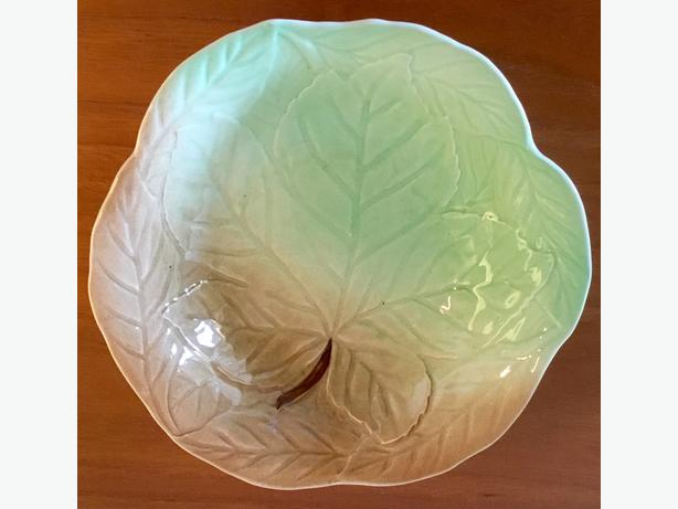 Royal Winton Grimwades Leaf Design Dish