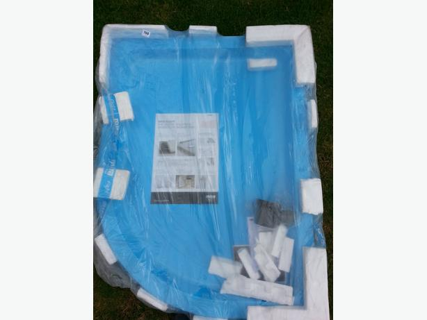 Brand New Wrapped Mira Flight  Bathroom Shower Tray