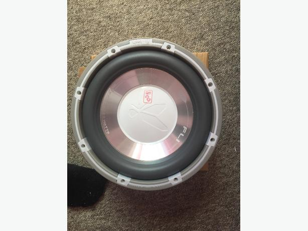 "fli frequency 10 10"" sub"