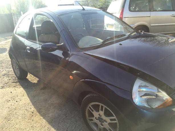 FORD KA 1.3 PETROL BREAKING SPARES PARTS ENGINE WING INTERIOR DOOR