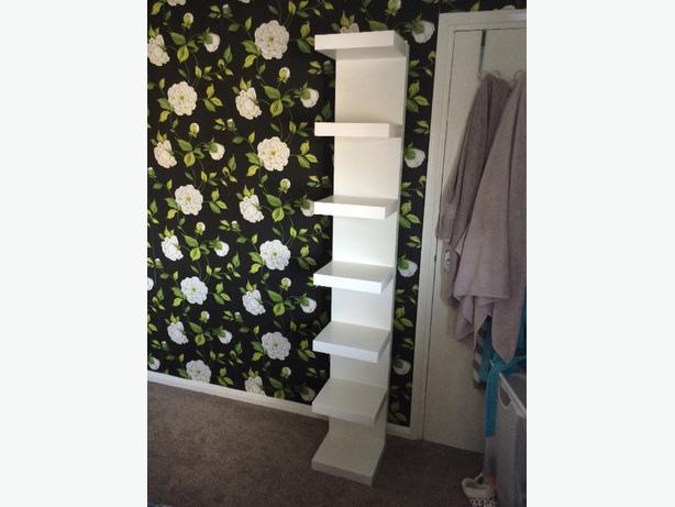 Lack Of Progress Report Kitchen Shelving Units: Ikea Lack Shelving Unit £40 DUDLEY, Dudley
