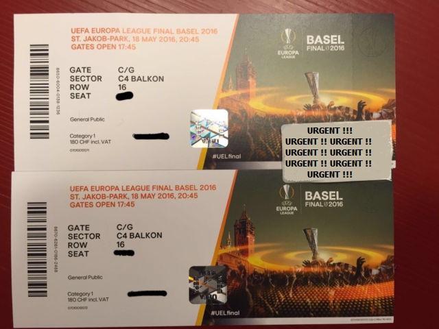 Uefa Tickets