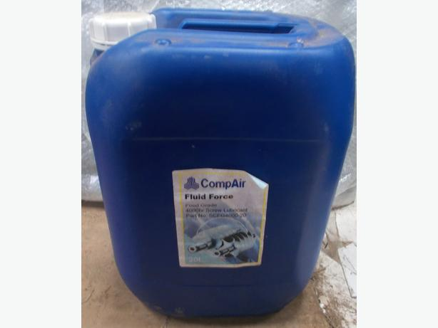 CompAir Fluid Force 4000Hr Screw Lubricant 20l