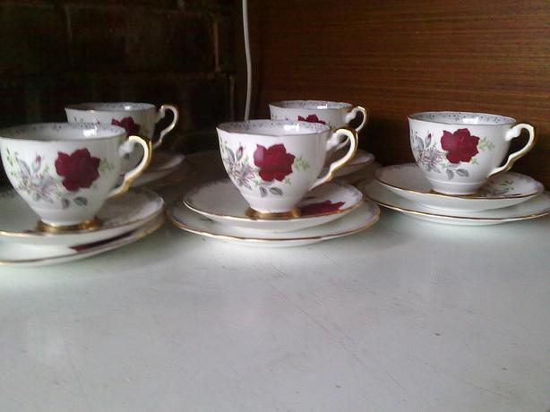 Royal Stafford cups saucers plates