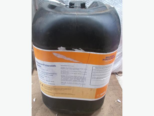 Master Builders by BASF Master Pozzolith 324N 25L