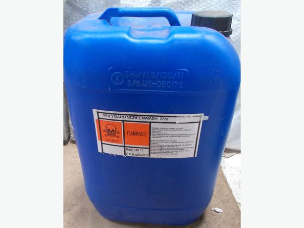 Polygard Screenwash 25L