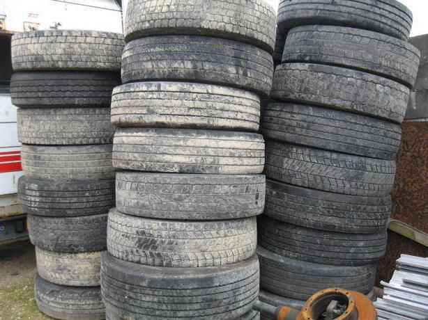 50 Tyres  285 - 80 - 22.5  315 - 80 - 22.5