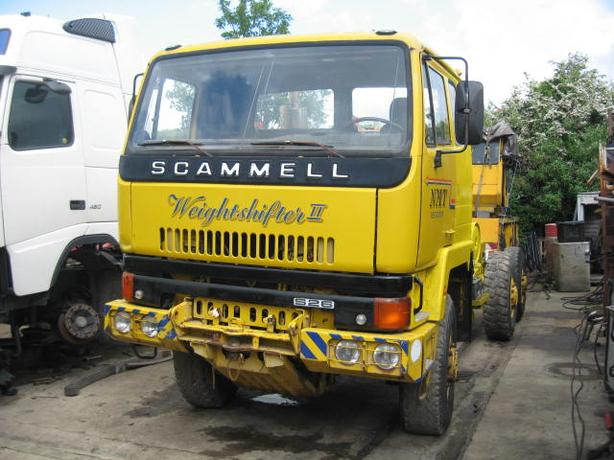 LHD Scammell 526 6 x 6 Manual Fuel Pump Steel Suspension Ex Government Very Tidy