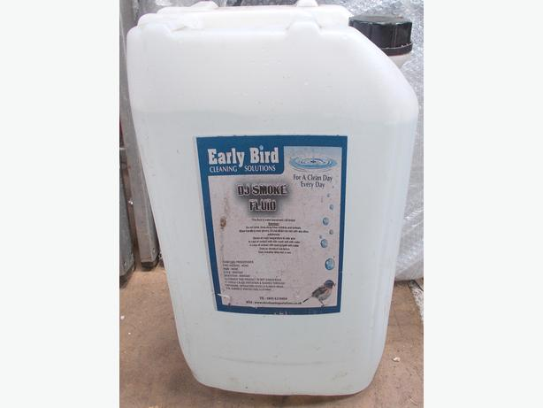 Early Bird DJ Smoke Fluid 20L