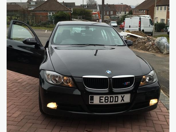  Log In needed £3,250 · BMW 318I SE 2007 BLACK E90 SHAPE MAY SWAP FOR  MERCEDES JAGUAR LEXUS ETC