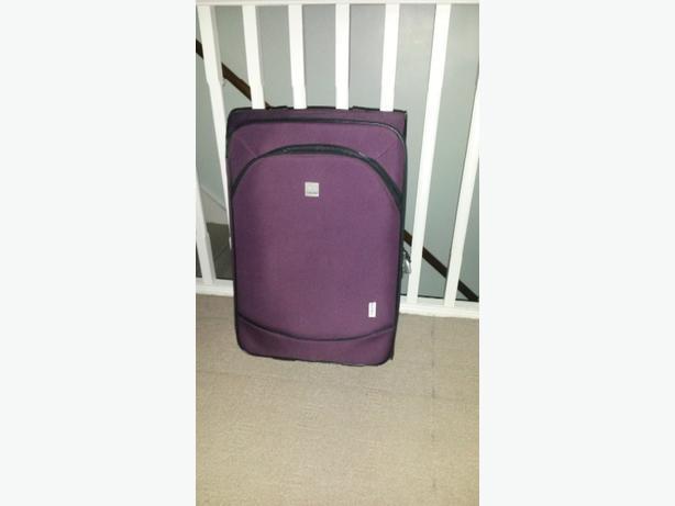 trip suitcase