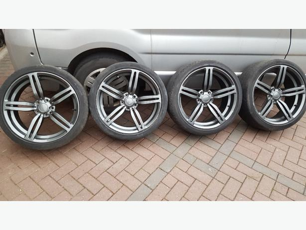 "20""BMW M6 Alloys"