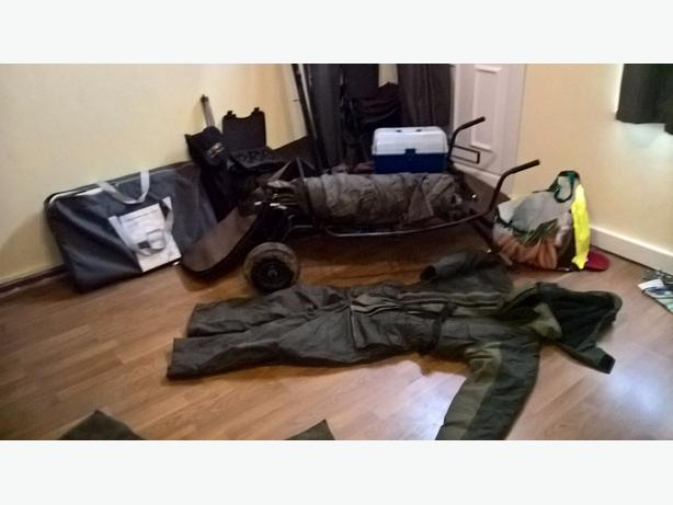 Fishing tackle for sale wednesbury wolverhampton for Used fishing equipment for sale