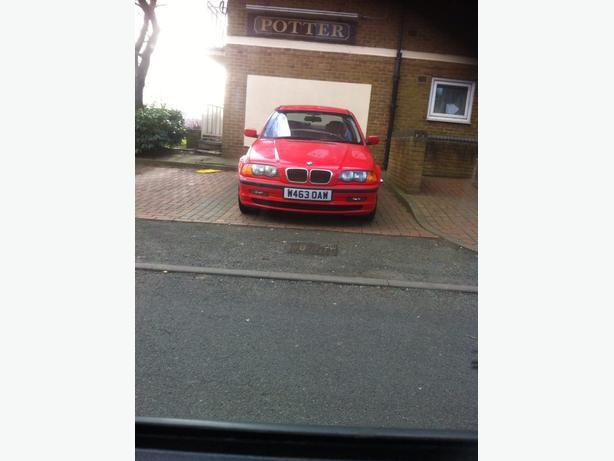 BMW 316i 1.9 petrol 12 month mot