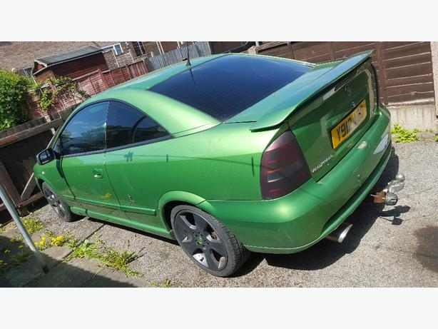 astra  coupe 2.2 Bertone limited edition colour