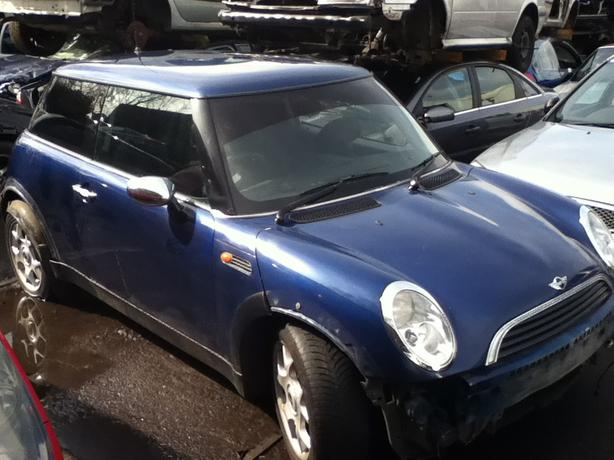 MINI COOPER ONE BREAKING FOR SPARES