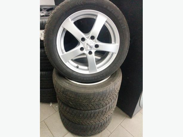 "16"" set of Dezent Winter wheels 16"" and set of Jinyu Winter Tyres"