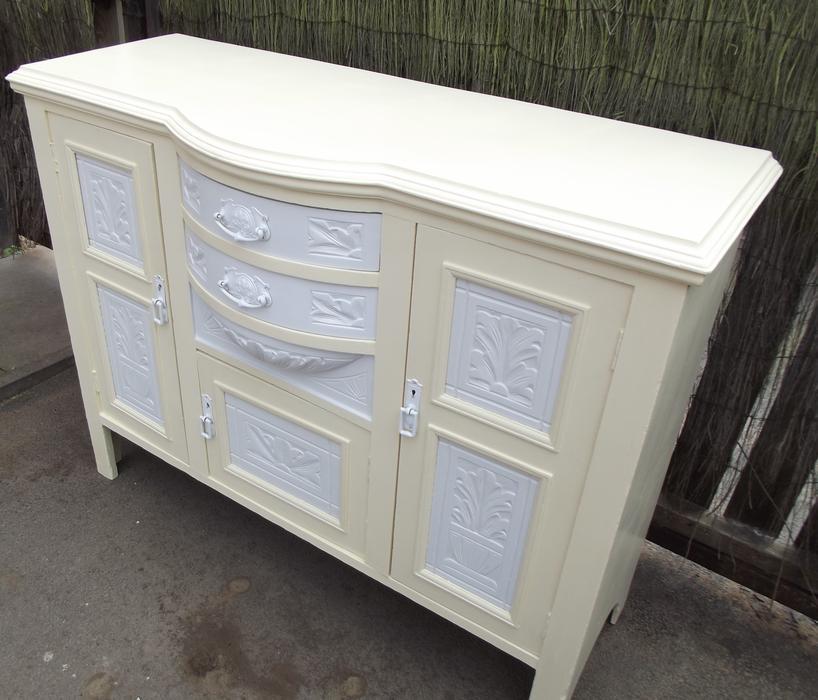 Hard Wearing Cream Furniture Paint