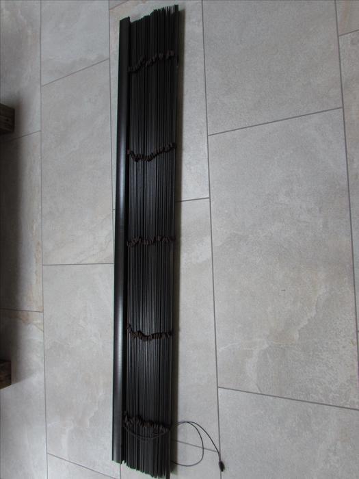 ikea lindmon venetian blind black brown dudley dudley. Black Bedroom Furniture Sets. Home Design Ideas