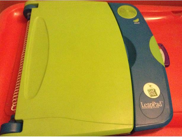 LeapFrog ~ Leap Pad ~ Learning System ~ Lion King
