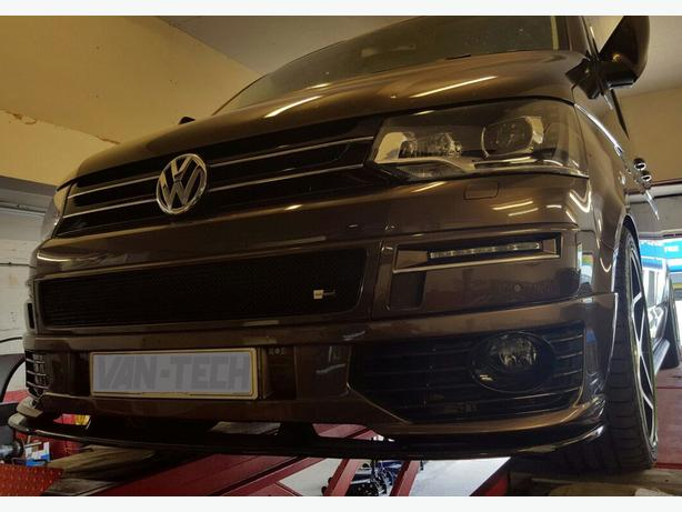 VW T5 Transporter Lower Front End Conversion Styling kit