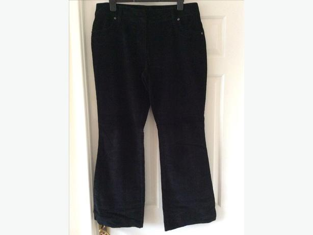 Cord dry trousers