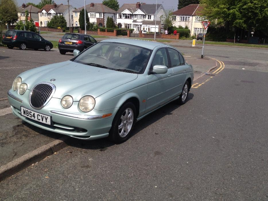 jaguar s type 3 0 v6 manual wreg 2000 outstanding car. Black Bedroom Furniture Sets. Home Design Ideas