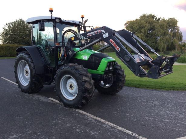 £6950 Deutz Agrofarm 420