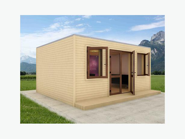 5x3 m modern garden room fully insulated other sandwell
