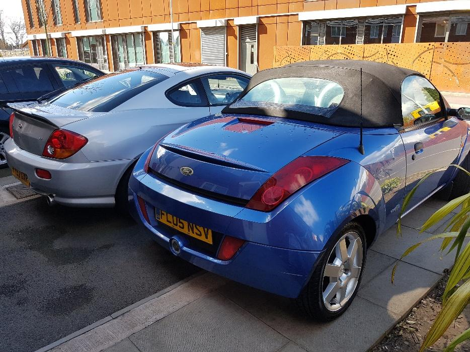 ford ka street convertible luxury model sedgley dudley. Black Bedroom Furniture Sets. Home Design Ideas