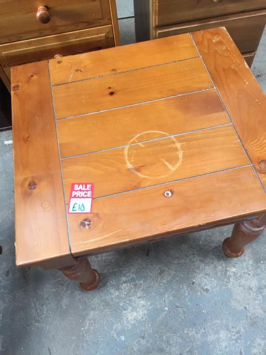 Refurbished Coffee Table Charity Second Hand Used Ref A755 Brierley Hill Wolverhampton