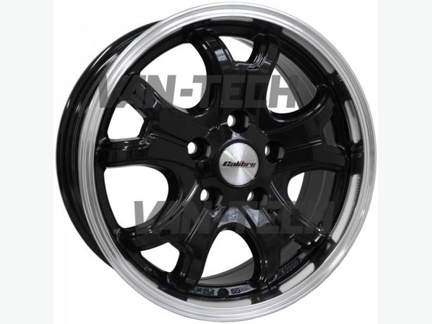 "Clearance stock sale!!! 16"" Calibre Dominator Alloy Wheels fit Ford Transit Van"