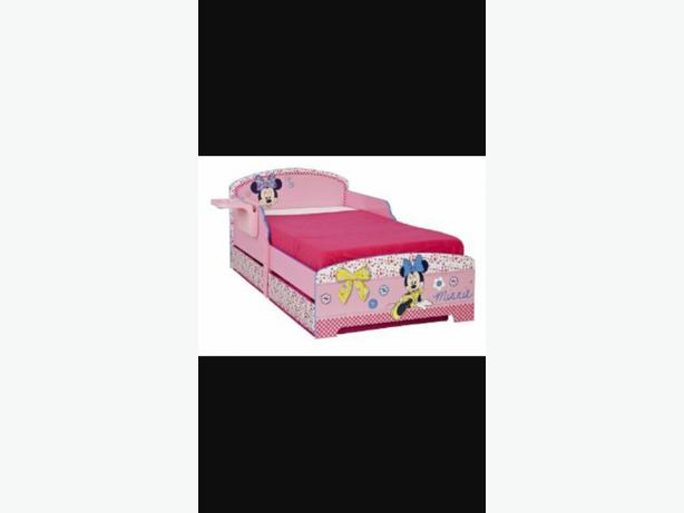 Minnie Mouse Toddler Bed WALSALL Dudley