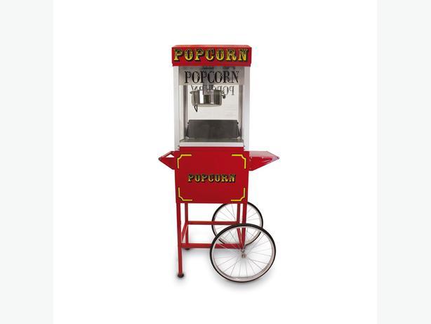 popcorn machine hire uk