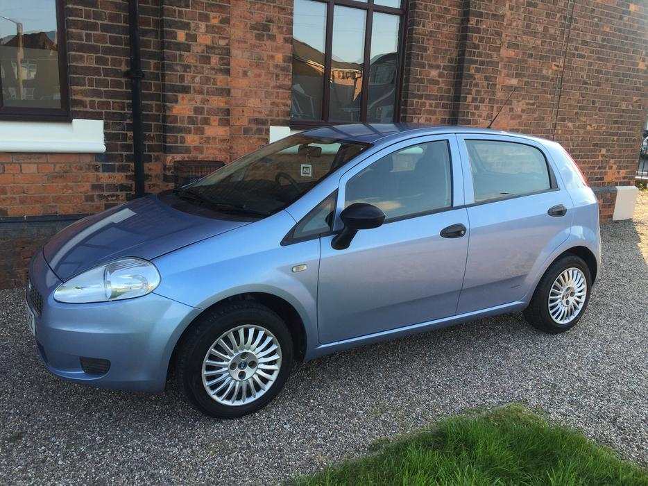 2007 fiat punto 1 2 active 5dr part exchange available dudley wolverhampton. Black Bedroom Furniture Sets. Home Design Ideas