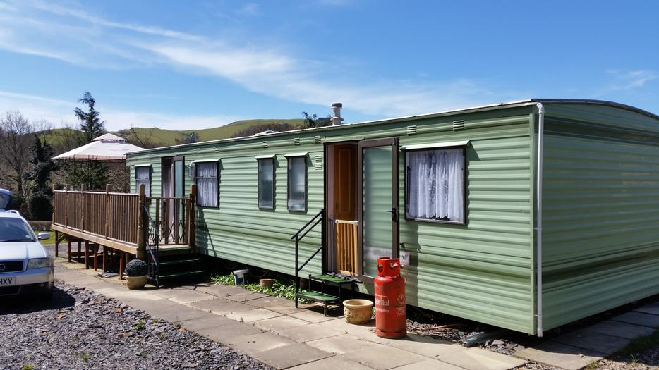 WILLERBY STATIC CARAVAN MID WALES OTHER Dudley