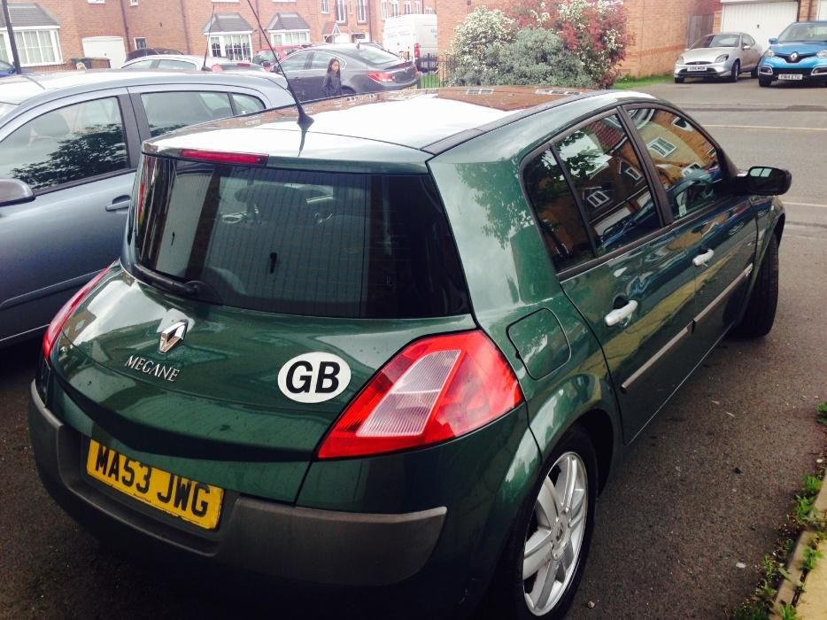 Renault megane for sale bargain walsall sandwell