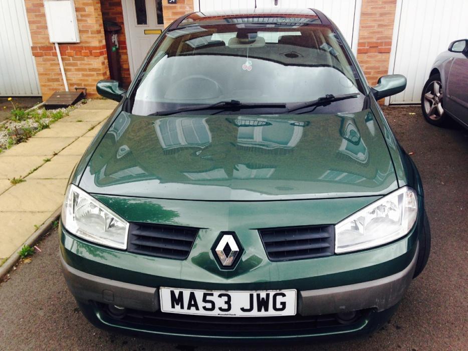Renault megane for sale bargain walsall wolverhampton
