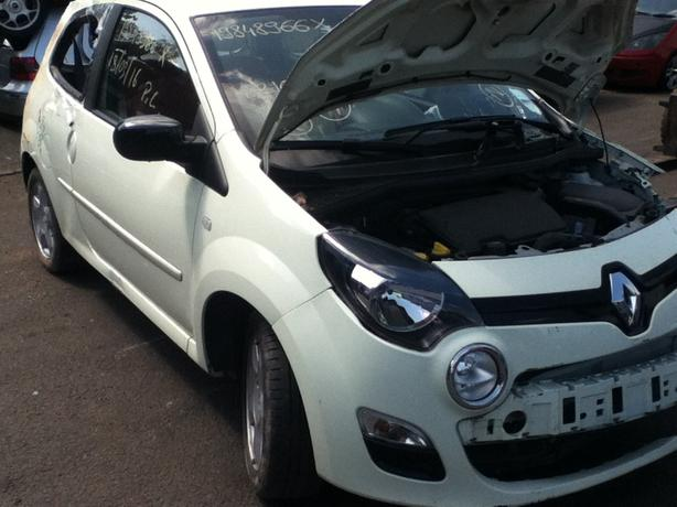 RENAULT TWINGO BREAKING FOR SPARES over 175 cars Breaking!!