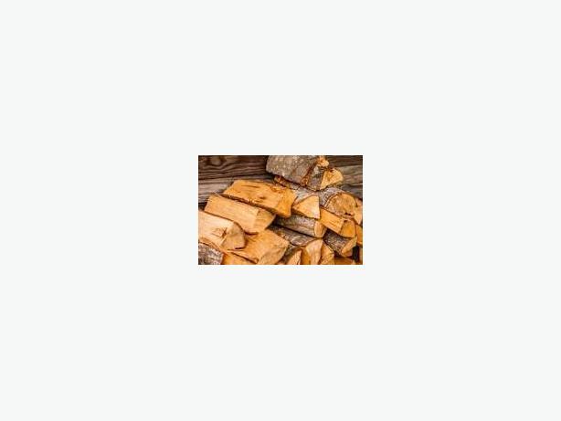 ton bag of chopped soft wood