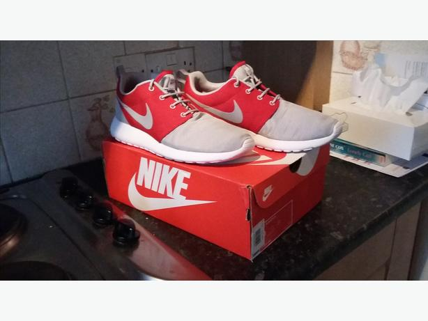 Genuine Nike Running Shoes Size 9